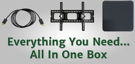 Everything You Need - All in One Box